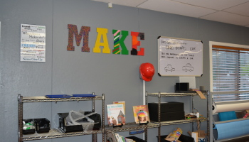 Maker Space at Country Club