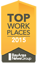 2015 Top Workplaces - Bay Area Newsgroup